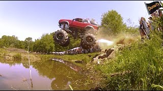 Dan Perkins Mega Mud 2014