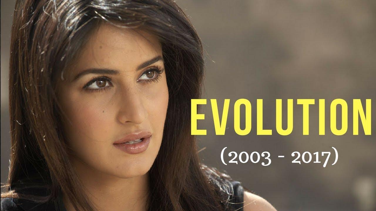 Katrina Kaif Evolution 2003 - 2017 - Youtube-1688