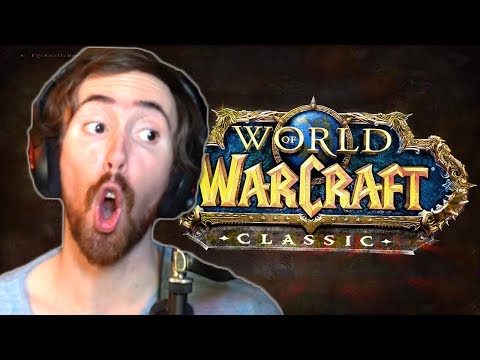 Asmongold Reacts to CLASSIC VS BFA: The REAL Difference
