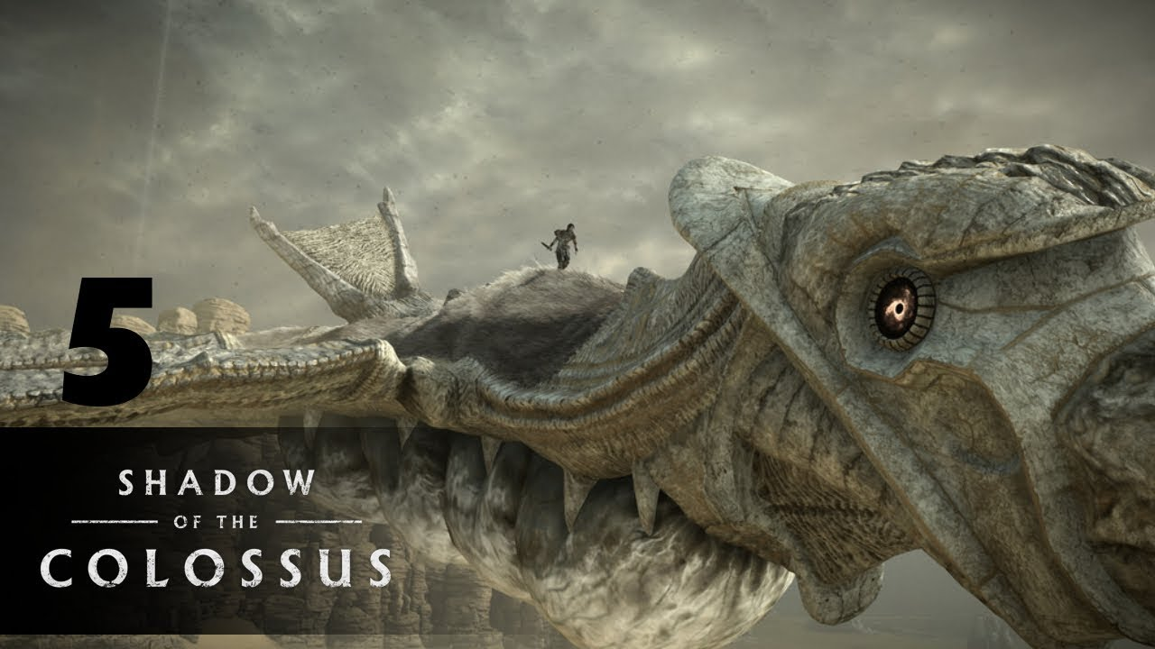 PS4's Shadow Of The Colossus Remake Lets You Mess With Its ...