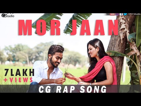 Mor Jaan (official Video) | New Cg Song | ft. Rapper Ankit | New Rap Song 2017 | PTF Studio