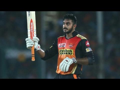Vijay Shankar's fifty (63 runs in 44 balls ) | Sunrisers Hyderabad v Gujarat Lions, twitter reaction
