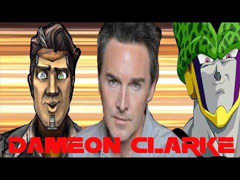 Dameon Clarke Panel at Eugene Comic Con