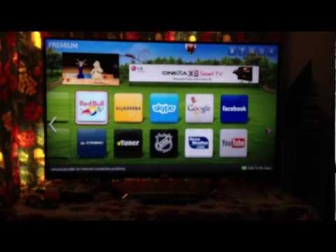 LG 47LM8600 Smart TV Review