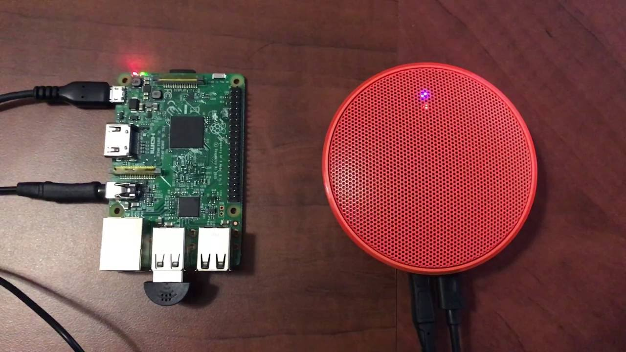 Making an Alexa Raspberry Pi - DZone IoT