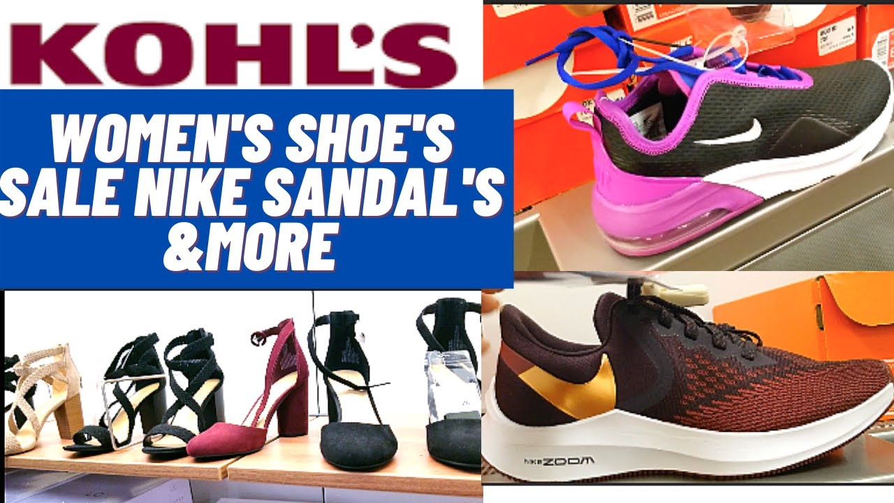 Kohl's Shoes Shopping Shop With Me For