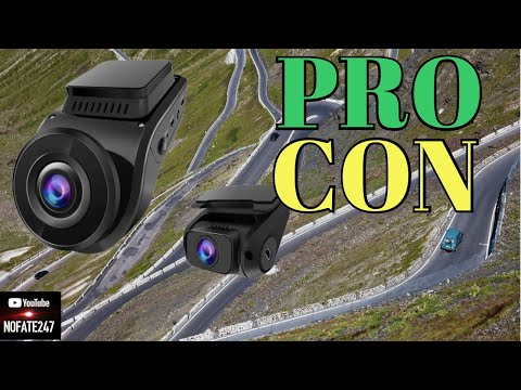 Best High Quality Dash Cam | VanTrue S1 Front & Rear Super HD Dash Camera | Dad's Gadget Reviews