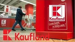 обзор немецкого  магазина Кауфланд (Kaufland).
