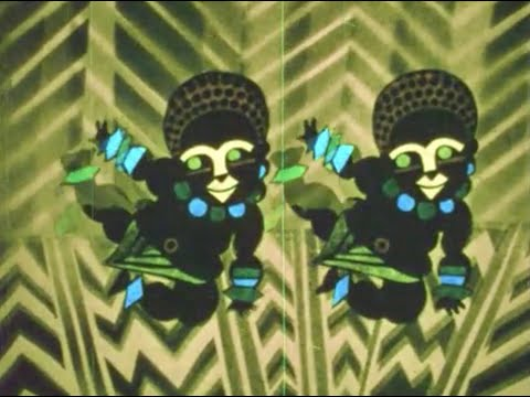 The Magic Tree [1969] | An Animated African Folktale