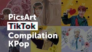 PicsArt & KPOP TikTok Compilation