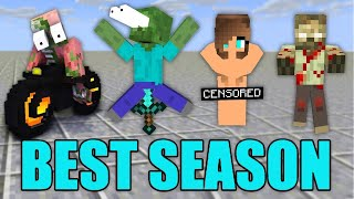 Monster School: BEST SEASON ALL EPISODES | Funny animations