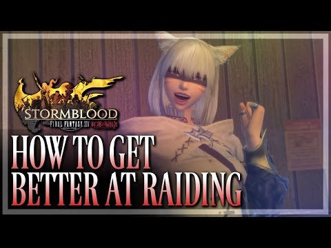 FFXIV: How to Get Better At Raiding/Learning to Raid? (Final Fantasy XIV | 1080p | PC)
