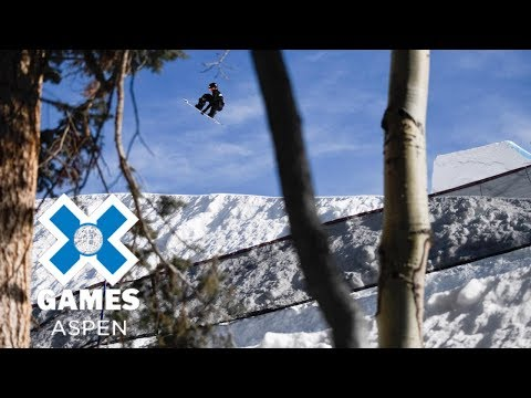 Red Gerard qualifies first in Men's Snowboard Slopestyle   X Games Aspen 2018