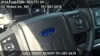 2014 Ford F250 Lariat Crew Cab Short Bed 4wd For Sale In Het