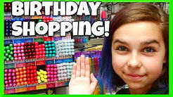 Shopping Art Supply Stores For My Birthday Present VLOG