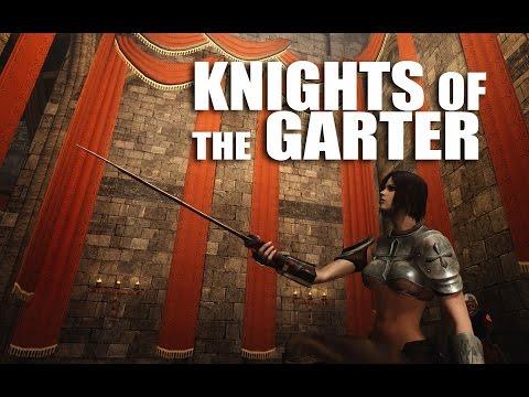 Skyrim Mods Watch: Knights of the Garter