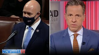 CNN host attacks veteran amputee in Congress | REACTION