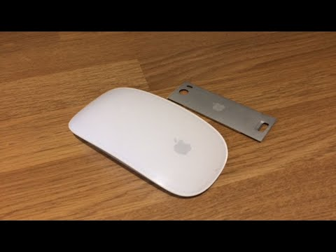 Apple Magic Mouse Battery Replacement