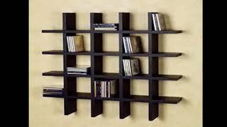 Wall Shelf - Wall Shelf Unit With Hooks | Modern Wooden & Metal Shelves Best Pics