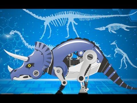 Dinosaur Robot Toys (Конструктор динозавры роботы)