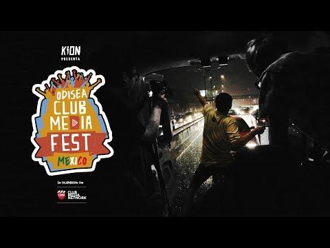 Odisea #CMFMéxico - por Kion