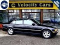 1999 BMW 735i 7-series Sunroof Learher 73K's Low Mileage for sale in Vancouver, Canada