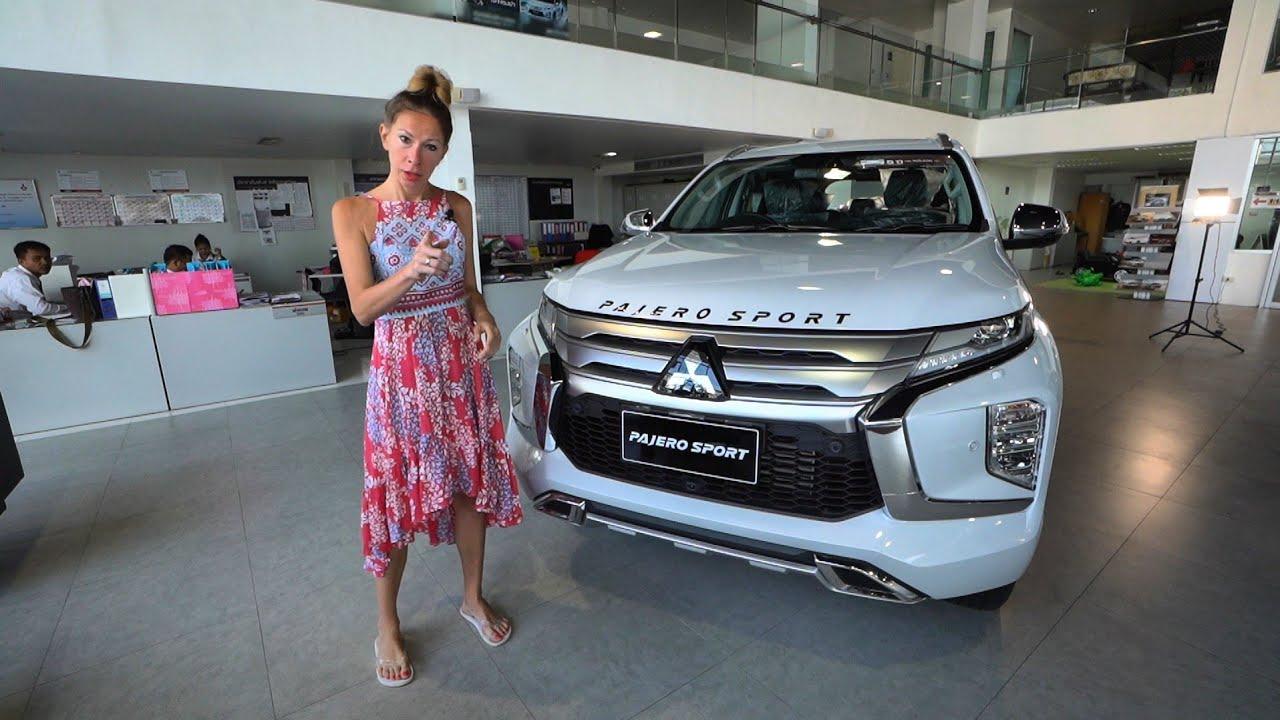 ЭКСКЛЮЗИВ. Новый Mitsubishi Pajero Sport больше не урод. Лиса рулит