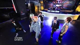 B.A.P - Crash, 비에이피 - 대박사건, Music Core 20120901