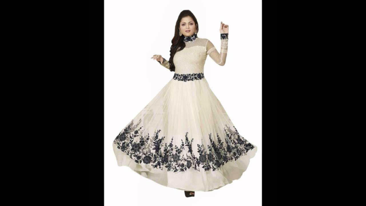 f12bca2e0 Buy Latest Pakistani Suits & Dresses online at lowest price in India -  YouTube