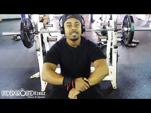 Bench Press Your Body weight for max reps! 150lbs