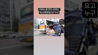 210831 울산시내버스 서부정류장 구경 별이 유모차 …
