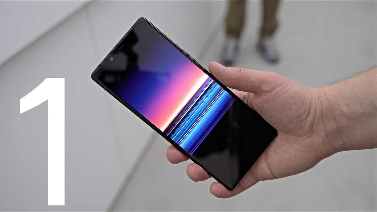 Sony Xperia 1 - The Sony Phone We've Been Waiting For ...