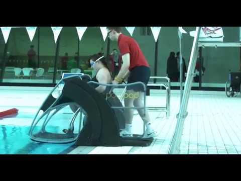 Poolpod at London Aquatics Center