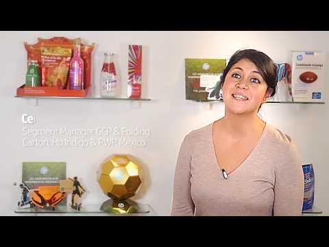 HP Indigo 30000. Cecilia Palafox Habla De Los Beneficios De La Impresión Digital HP Indigo.