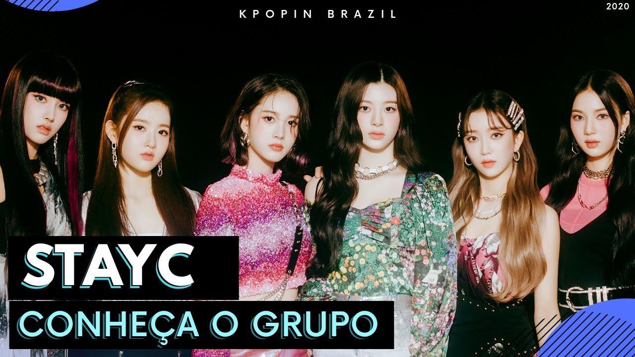 CONHECENDO O STAYC   KPOPIN Brazil
