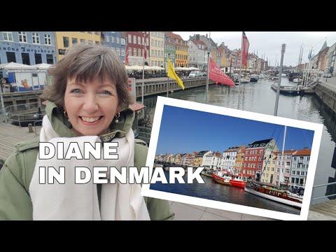 Wander Around Copenhagen, March 2019 (Nyhavn And The Inner Harbour Bridge)