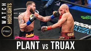Plant vs Truax HIGHLIGHTS: January 30, 2021 - PBC on FOX