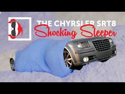 Sleeper Status Chrysler 300 SRT8 Review