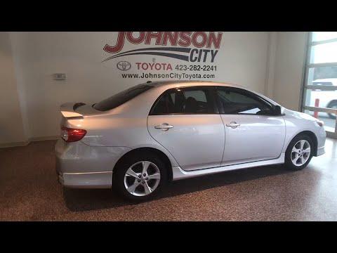 2011 Toyota Corolla Johnson City TN, Kingsport TN, Bristol TN, Knoxville TN,  Ashville, NC 180428A