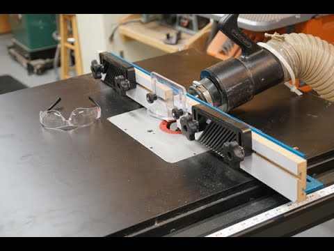 How to install a router table insert plate youtube how to install a router table insert plate greentooth