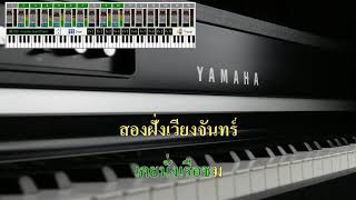 หนุ่มนานครพนม - พรศักดิ์ ส่องแสง คาราโอเกะ midi karaoke