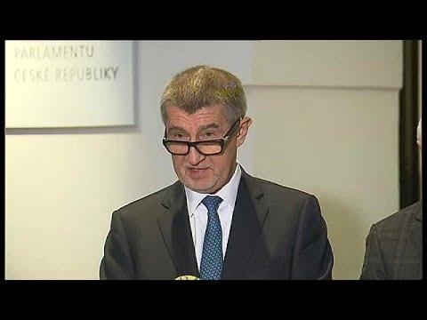 Mentelmi jogának megvonását kérte a cseh miniszterelnök