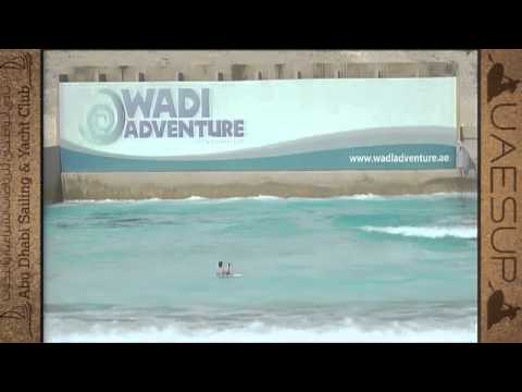 Abu Dhabi Main Event Day First Half Of Day