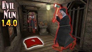 ПРОШЁЛ ЛАБИРИНТ МОНАХИНИ новое обновление в Evil Nun 1.4.0 монахиня пятый КУСОК МАСКИ