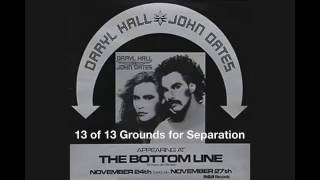 Watch Hall  Oates Grounds For Separation video