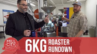 Roaster Rundown: The Mill City 6kg