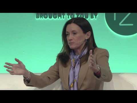 Money20/20 Europe 2016 - Blythe Masters, Digital Asset Holdings
