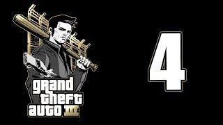 Grand Theft Auto 3 HD playthrough (PS4) pt4 - That ANNOYING Bank Heist!