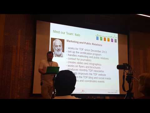 Aarhus LibreOffice Conference 2015: State of the Project (Florian Effenberger)