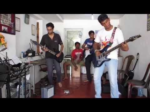 Sanda Basa Giya Thana Na Cover (Practice Session)